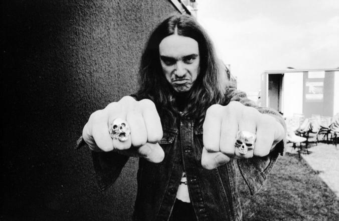Metallica.Cliff Burton.by Ross Halfin