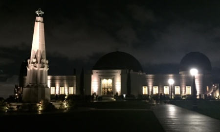 The Griffith Observatory, where all rebels have a cause.