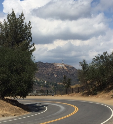 The real Mulholland Drive is a hell of a lot less confusing than the movie Mulholland Drive.